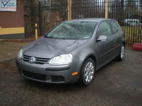 2009 Volkswagen Rabbit for sale at Automotive Center in Detroit MI