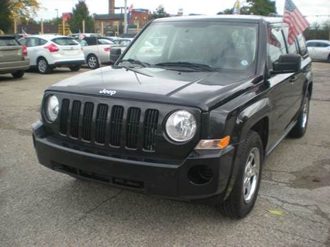 2008 Jeep Patriot for sale at Automotive Center in Detroit MI