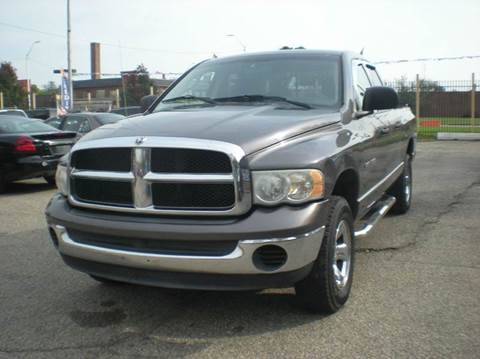 2004 Dodge Ram Pickup 1500 for sale at Automotive Center in Detroit MI