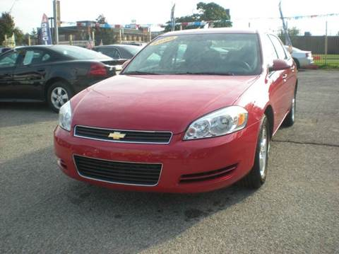 2008 Chevrolet Impala for sale at Automotive Center in Detroit MI