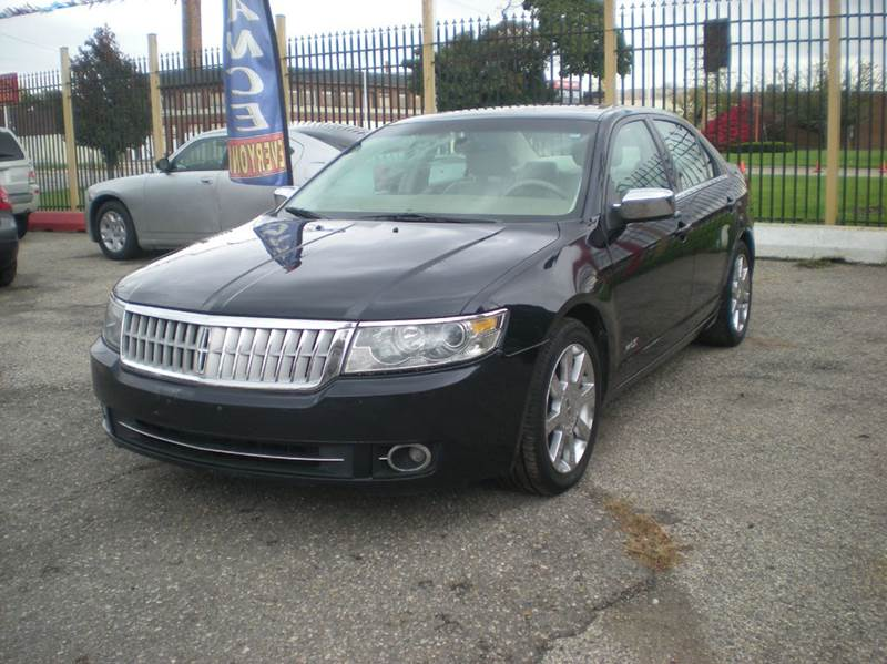 2008 Lincoln MKZ for sale at Automotive Center in Detroit MI