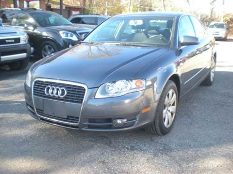 2007 Audi A4 for sale at Automotive Center in Detroit MI