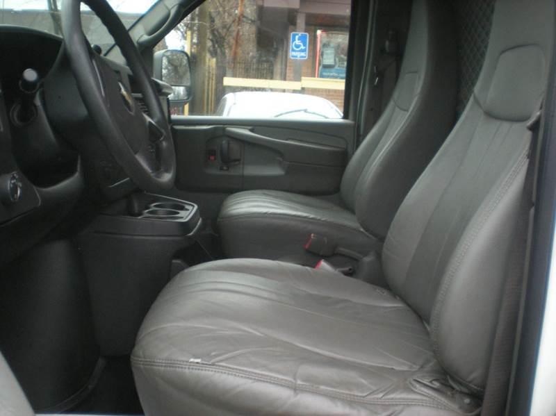 2010 Chevrolet Express Cargo 1500 3dr Cargo Van In Detroit Mi