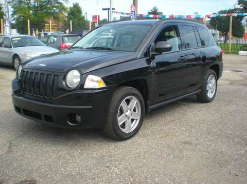 2007 Jeep Compass for sale at Automotive Center in Detroit MI