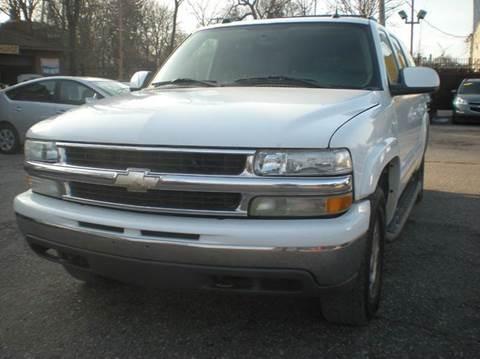2004 Chevrolet Suburban for sale at Automotive Center in Detroit MI