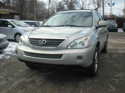 2006 Lexus RX 400h for sale at Automotive Center in Detroit MI