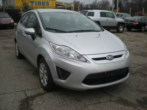 2012 Ford Fiesta for sale at Automotive Center in Detroit MI