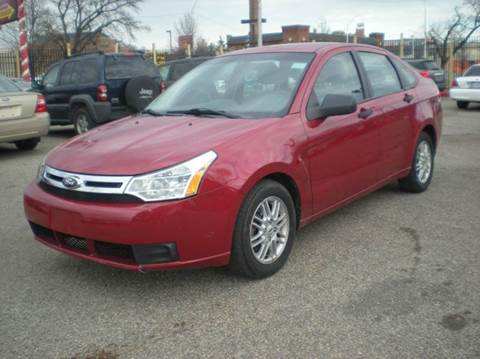 used 2009 ford focus for sale in michigan. Black Bedroom Furniture Sets. Home Design Ideas