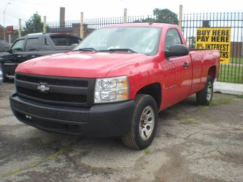 2007 Chevrolet Silverado 1500 Classic for sale at Automotive Center in Detroit MI