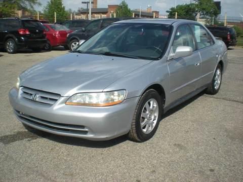 2002 Honda Accord For Sale >> 2002 Honda Accord For Sale In Michigan Carsforsale Com