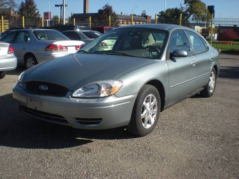 used 2006 ford taurus for sale in michigan. Black Bedroom Furniture Sets. Home Design Ideas
