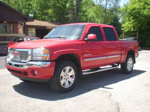 2005 GMC Sierra 1500 for sale at Automotive Center in Detroit MI