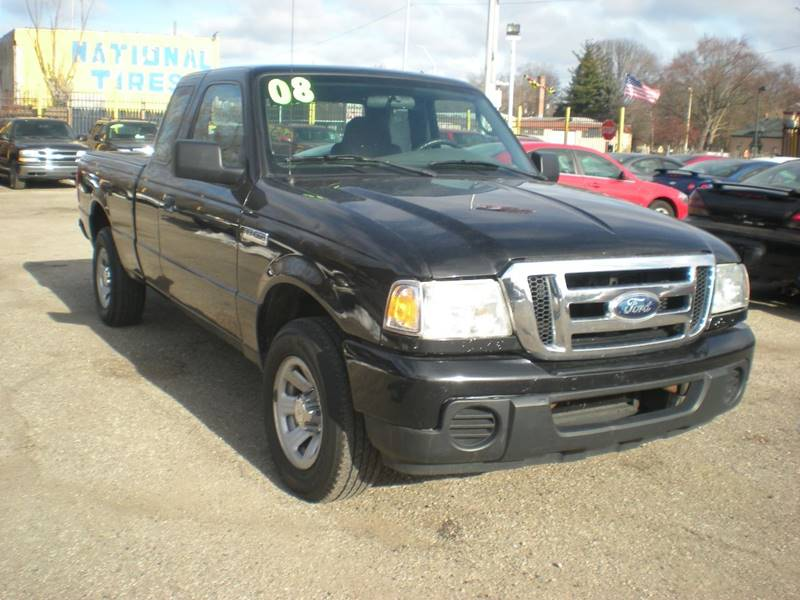2008 Ford Ranger for sale at Automotive Center in Detroit MI