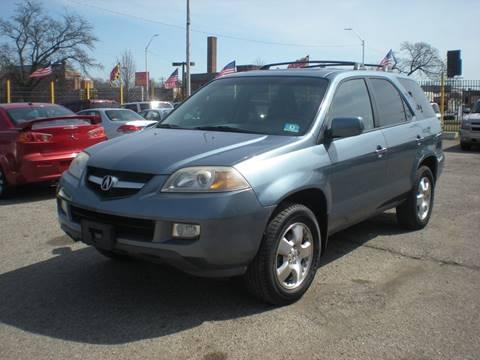 2005 Acura Mdx For Sale In Michigan Carsforsale