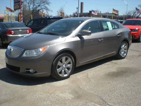 2011 Buick LaCrosse for sale at Automotive Center in Detroit MI
