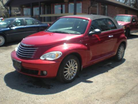 2007 Chrysler PT Cruiser for sale at Automotive Center in Detroit MI