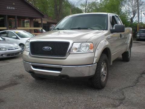 2007 Ford F-150 for sale at Automotive Center in Detroit MI