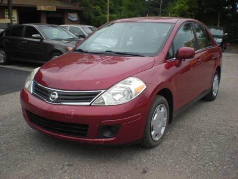 2008 Nissan Versa For Sale In Michigan Carsforsale