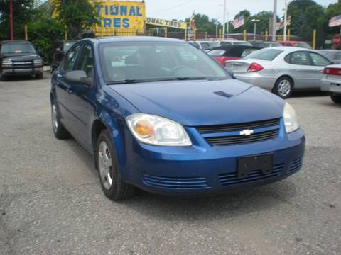 2005 Chevrolet Cobalt for sale at Automotive Center in Detroit MI