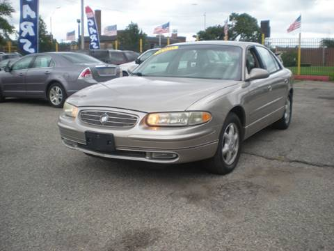 2002 Buick Regal for sale at Automotive Center in Detroit MI