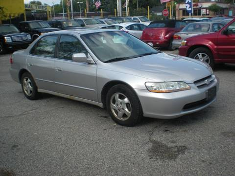 1999 Honda Accord for sale in Detroit, MI