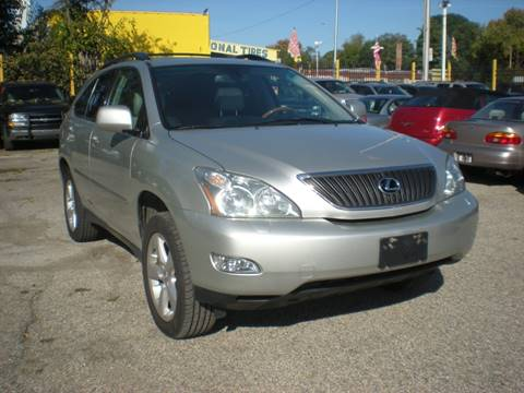 2004 Lexus RX 330 for sale at Automotive Center in Detroit MI