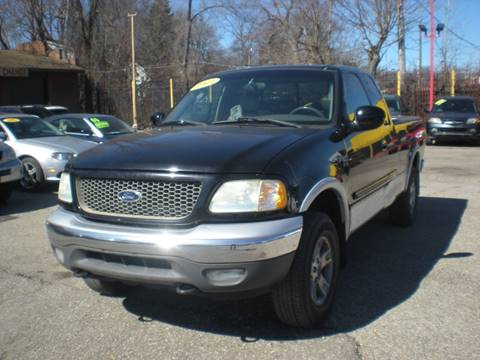 2003 Ford F-150 for sale at Automotive Center in Detroit MI