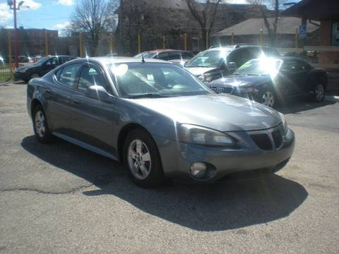 2005 Pontiac Grand Prix for sale at Automotive Center in Detroit MI