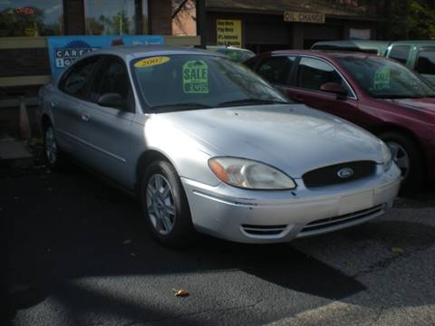2007 Ford Taurus for sale at Automotive Center in Detroit MI