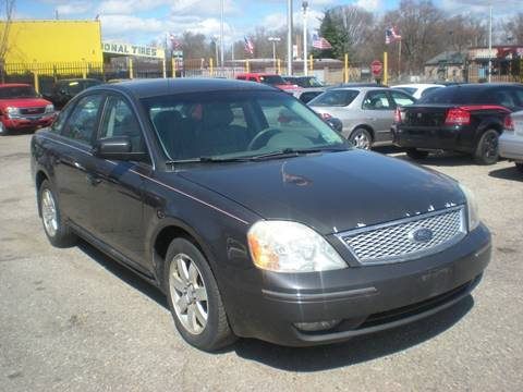 2007 Ford Five Hundred for sale at Automotive Center in Detroit MI