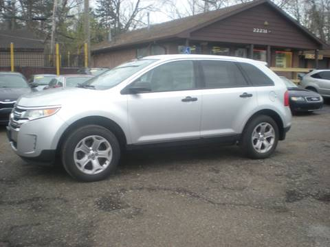 2013 Ford Edge for sale at Automotive Center in Detroit MI