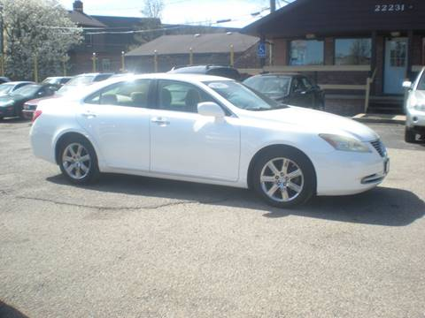 2007 Lexus ES 350 for sale at Automotive Center in Detroit MI