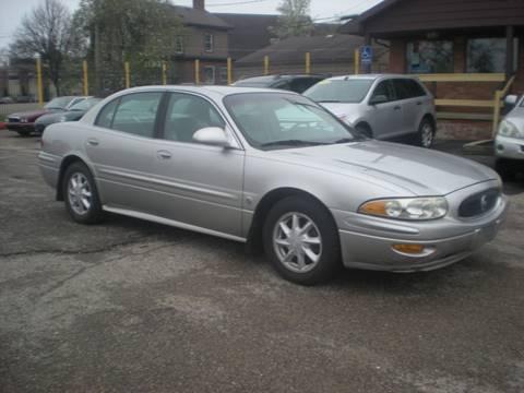 2004 Buick LeSabre for sale at Automotive Center in Detroit MI