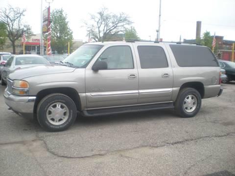 2002 GMC Yukon XL for sale at Automotive Center in Detroit MI
