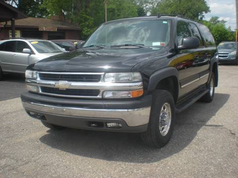2006 Chevrolet Suburban for sale at Automotive Center in Detroit MI