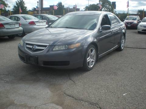 2006 Acura TL for sale at Automotive Center in Detroit MI