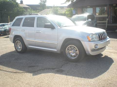 2006 Jeep Grand Cherokee for sale at Automotive Center in Detroit MI