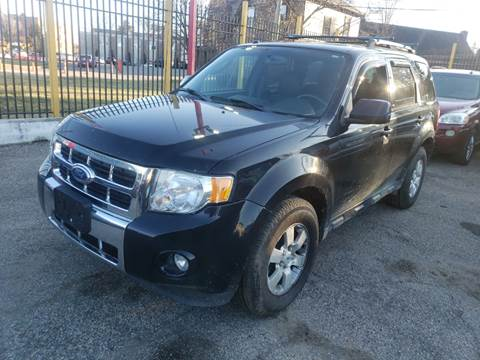 2012 Ford Escape for sale at Automotive Center in Detroit MI