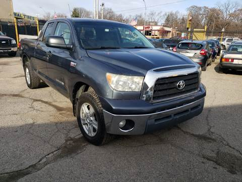 2008 Toyota Tundra for sale at Automotive Center in Detroit MI