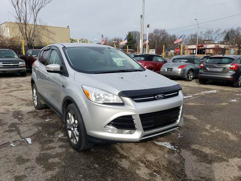 2013 Ford Escape for sale at Automotive Center in Detroit MI