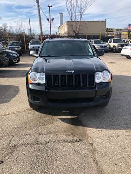 2010 Jeep Grand Cherokee for sale at Automotive Center in Detroit MI