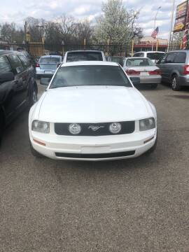 2005 Ford Mustang for sale at Automotive Center in Detroit MI