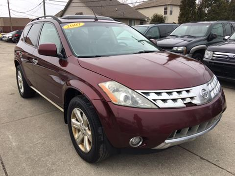 2007 Nissan Murano for sale in Taylor, MI
