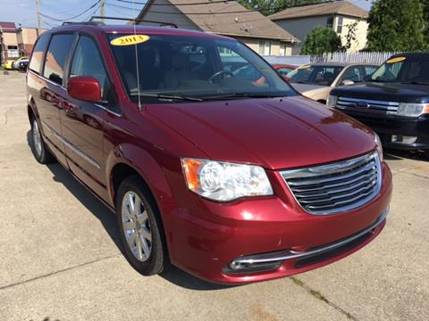 Chrysler Town And Country For Sale In Taylor Mi