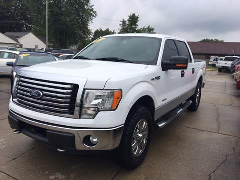 2011 Ford F-150 for sale in Taylor, MI