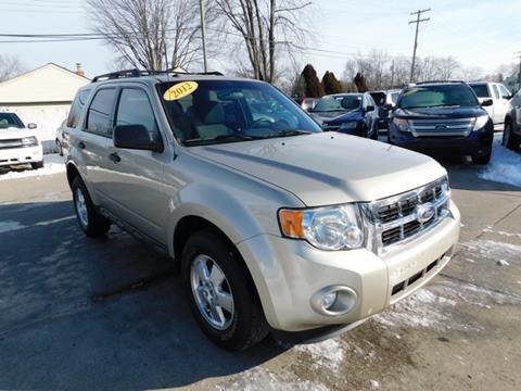 2012 Ford Escape for sale in Taylor, MI
