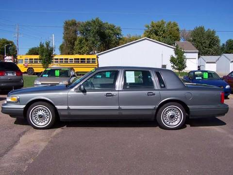 1997 Lincoln Town Car for sale in Sioux Falls, SD