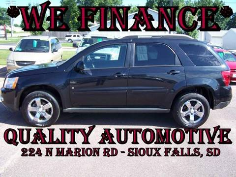 2009 Pontiac Torrent for sale in Sioux Falls, SD
