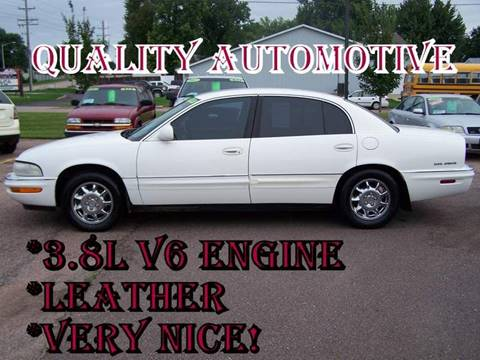 2001 Buick Park Avenue For Sale In Stanwood Mi Carsforsale