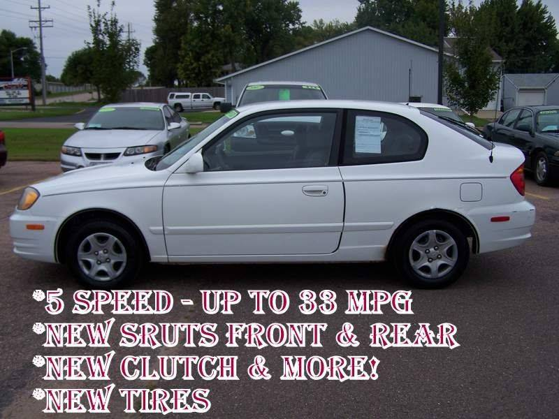 Attractive 2005 Hyundai Accent For Sale At Quality Automotive In Sioux Falls SD